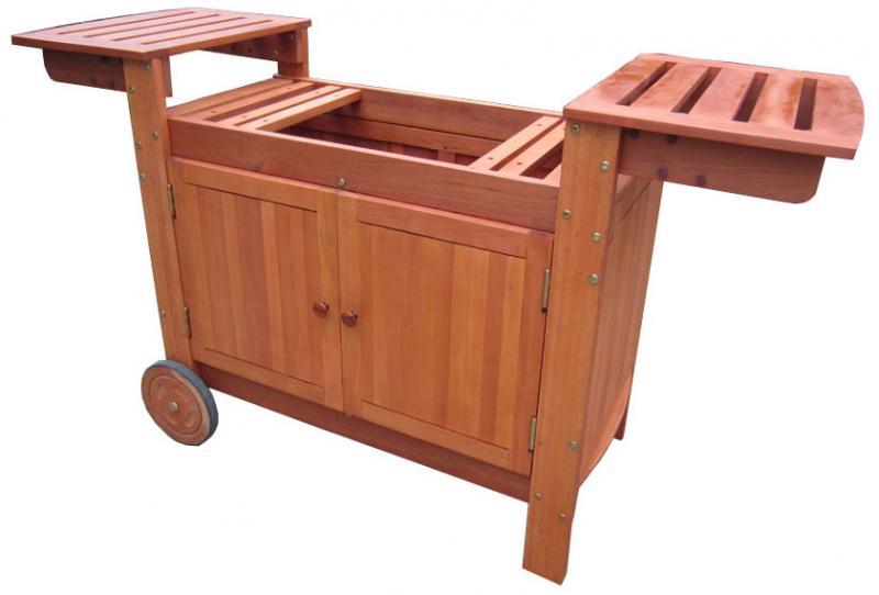 un chariot solide de chez simogas pour plancha 75 cm. Black Bedroom Furniture Sets. Home Design Ideas