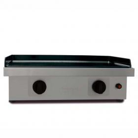 Plancha Silver 60 Fonte emaillee Face