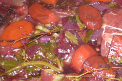 marinade cuite pour chevreuil